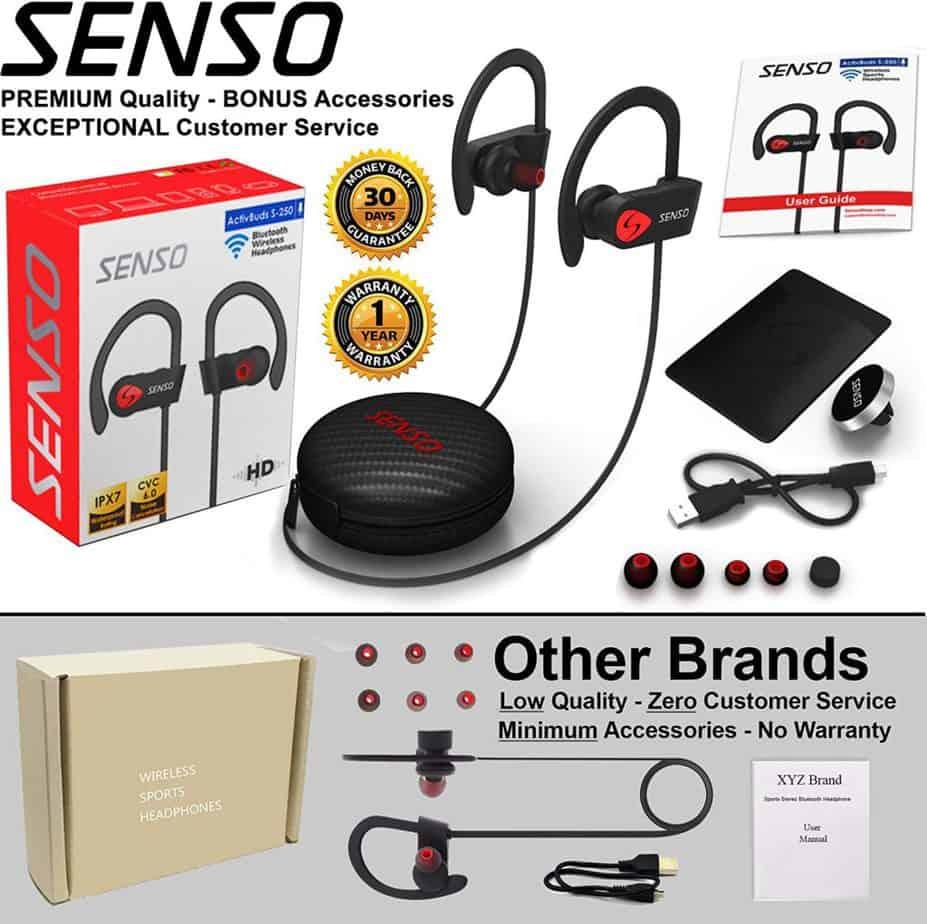 SENSO Bluetooth Headphones2