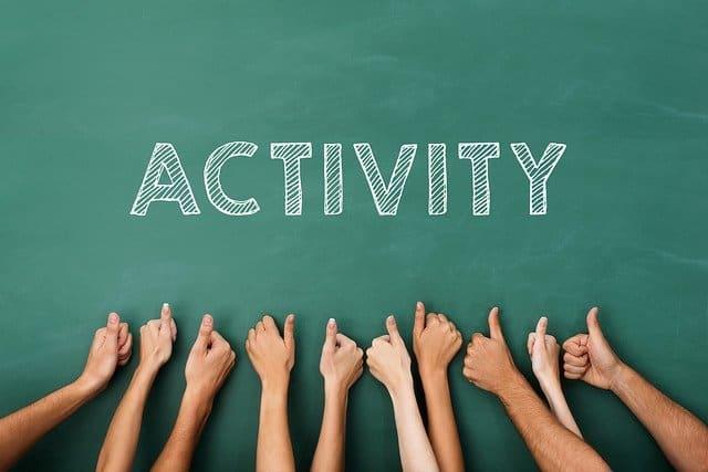 High Nutrient Diet Plan Activity