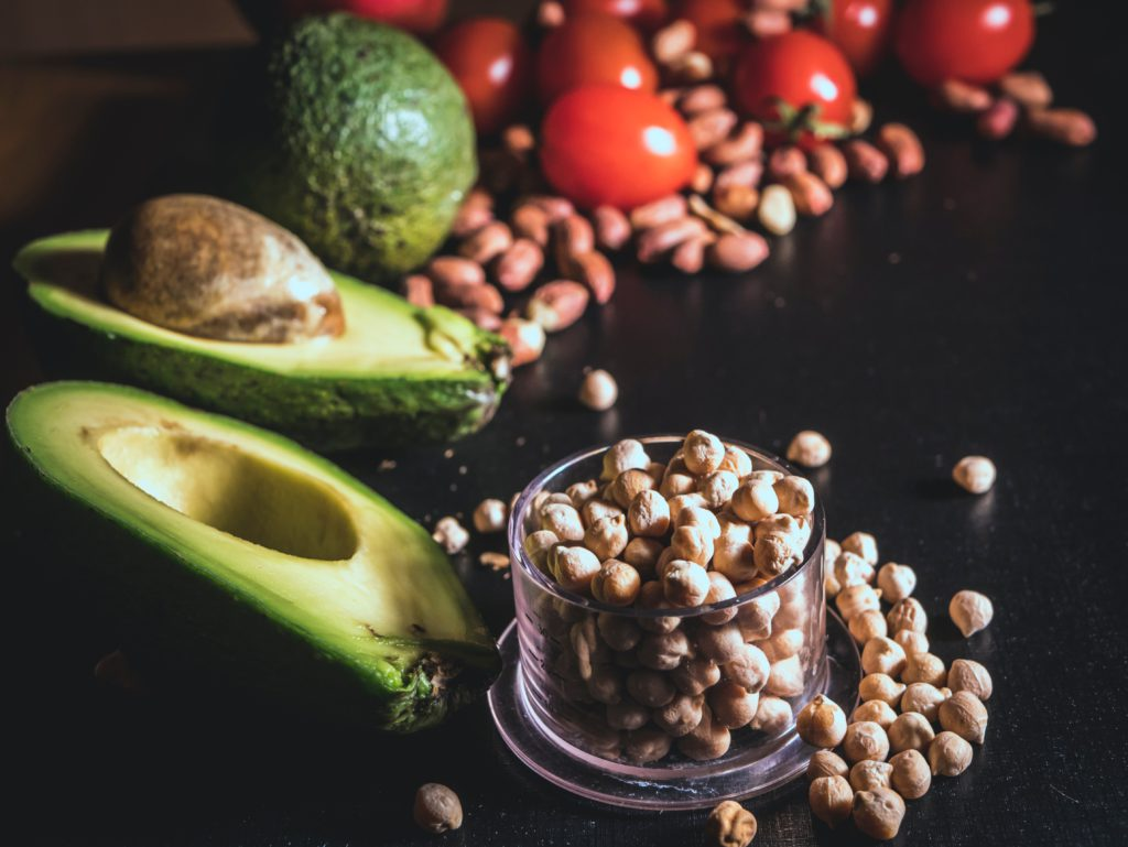 High Nutrient Diet Plan avocados