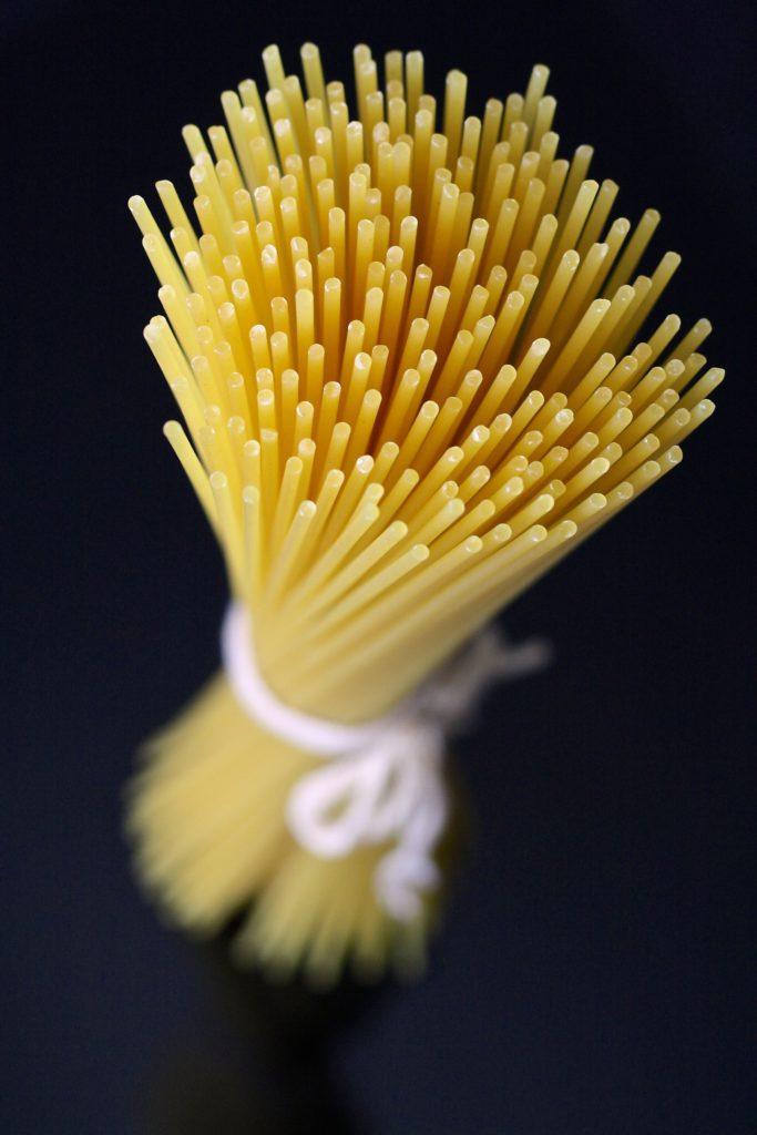 High Nutrient Diet Plan pasta