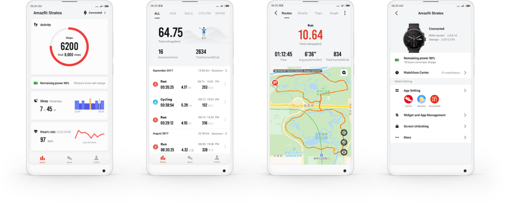 Amazfit Stratos Multisport Review - Gear Up to Fit