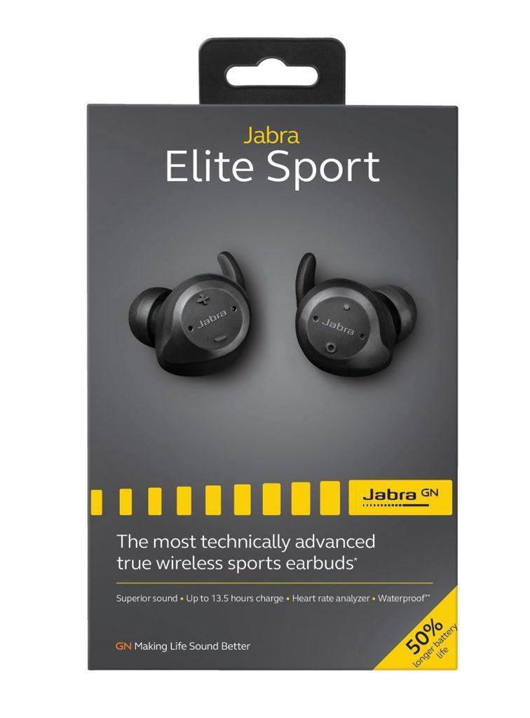 Jabra Elite Sport True Wireless Earbuds Review