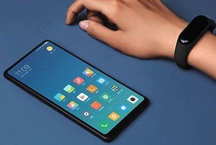 Xiaomi Mi Band 3 review Application