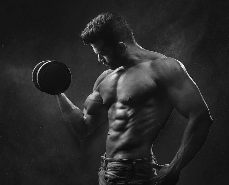 Working out will create mini injuries to your muscles