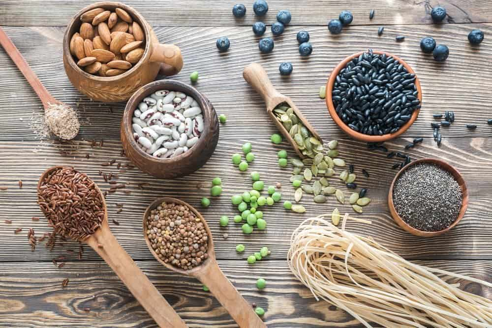 Food sources of fiber - Can Food Affect Our Mood?