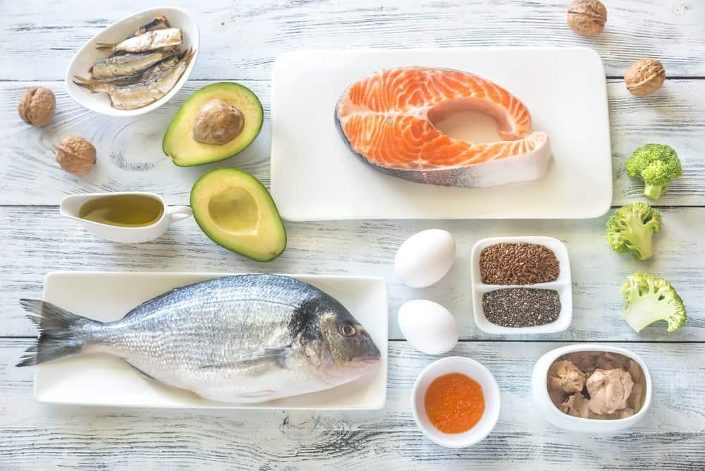Fish, flaxseed as well as special oils - Can Food Affect Our Mood?
