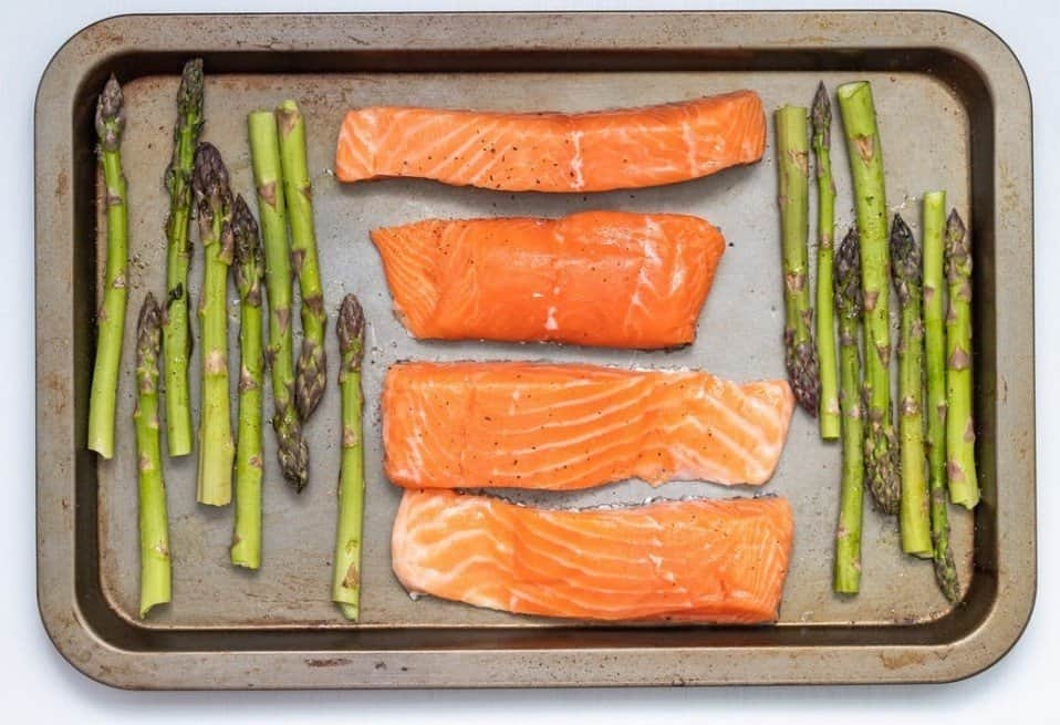 Salmon Omega-3 fats - Can Food Affect Our Mood?