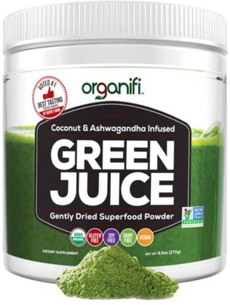 Organifi Green Drink Review