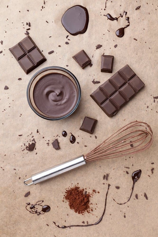Delicious dark chocolate background - The Metabolic Reset Diet Plan and What are the Best Foods for Weight Loss