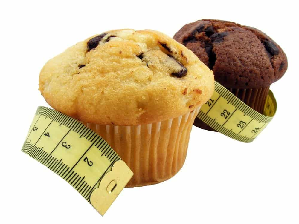 muffins-and-measuring-tape - Side Effects from Keto Diet