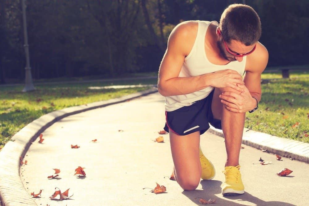 Sore joints in running - Signs You're Overdoing Cardio