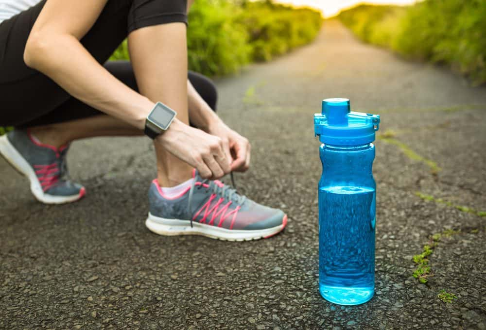 Staying hydrated and drinking water concept - 10 Reasons why Water is Important