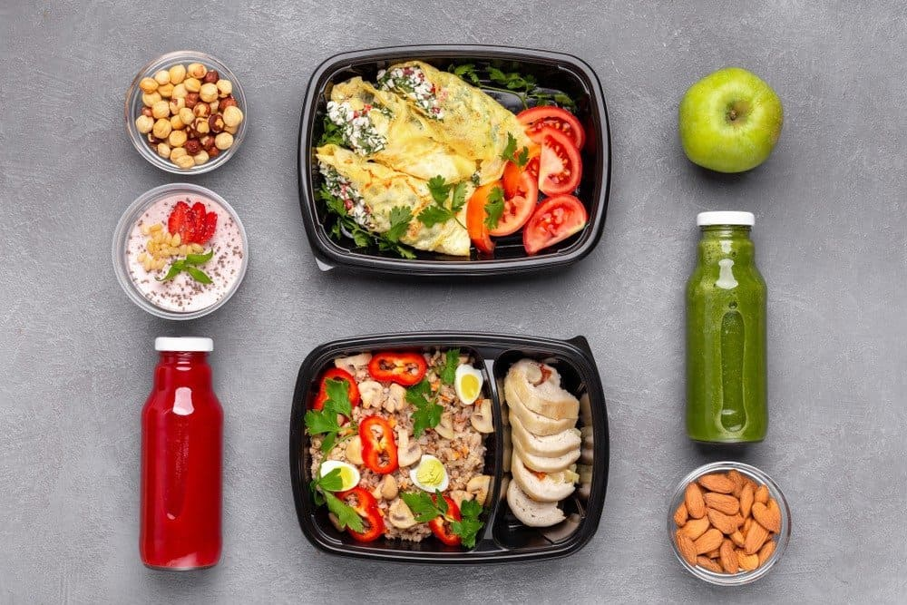 prepare well-balanced meals - Habits of Super Healthy People