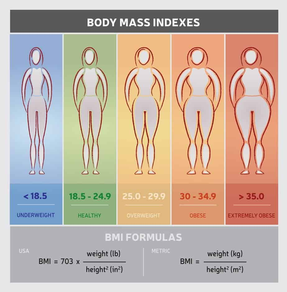 Body Mass Index Calculation Tool - Measure your Body Mass based on weight and height Accurately to Minimize Health Risks and Cronic Conditions 12