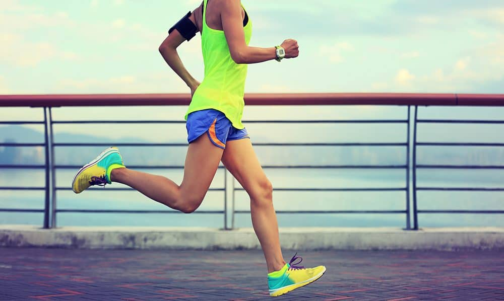 healthy lifestyle young fitness woman running - How to avoid the risks of Running as a beginner and boost your body