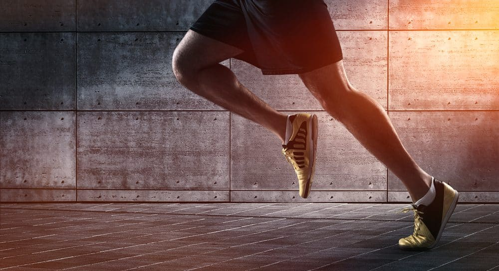 urban runner's legs run on the street - How Frequently Should a Beginner Exercise Running to Achieve Best Results for the Body and Avoid Injuries Explained