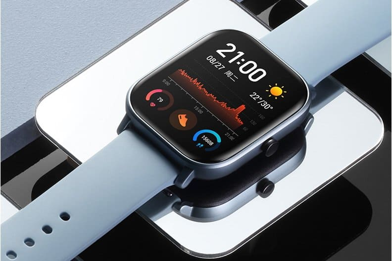 Huami Amazfit GTS smartwatch: Huami copies Apple watch in this new release of the new smartwatch 18