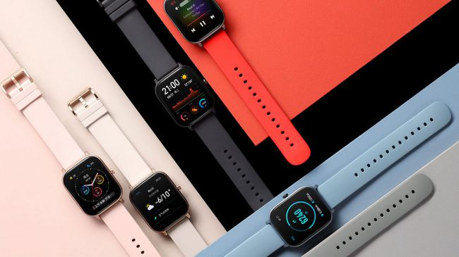 Huami Amazfit GTS smartwatch: Huami copies Apple watch in this new release of the new smartwatch 10