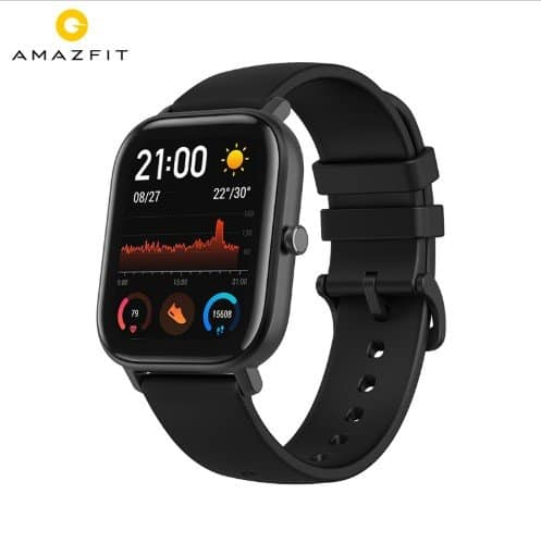 Huami Amazfit GTS smartwatch: Huami copies Apple watch in this new release of the new smartwatch 16