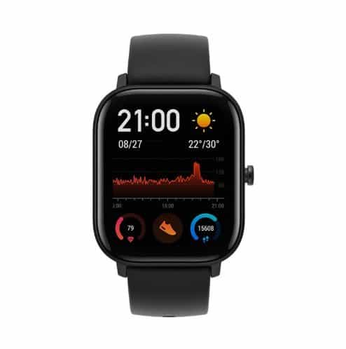 Huami Amazfit GTS smartwatch: Huami copies Apple watch in this new release of the new smartwatch 2