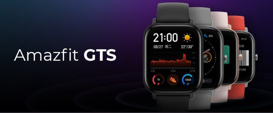Huami Amazfit GTS smartwatch: Huami copies Apple watch in this new release of the new smartwatch 14