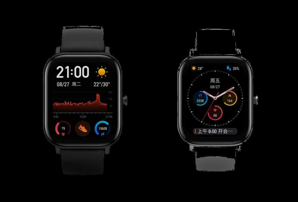 Huami Amazfit GTS smartwatch: Huami copies Apple watch in this new release of the new smartwatch 8