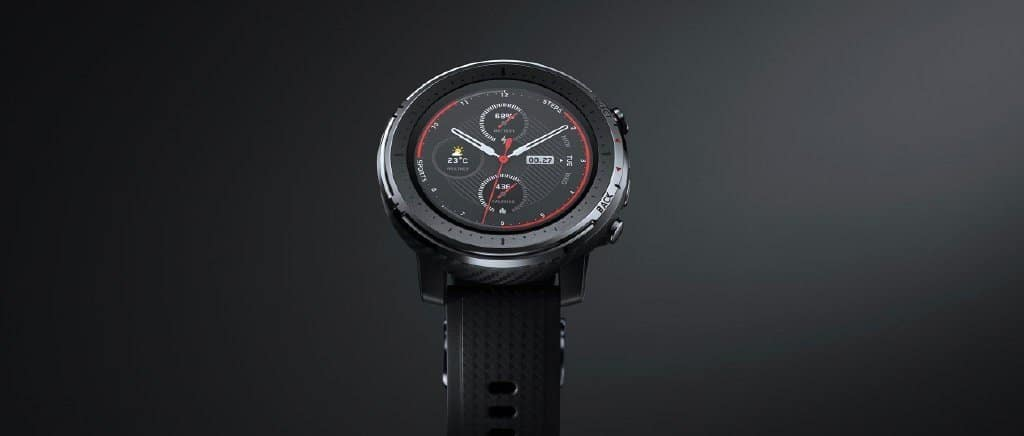 Amazfit Smart Sports Watch 3 - all round sports watch