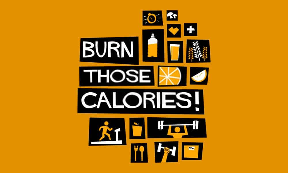 Burn Those Calories - Total Daily Energy Expenditure Calculation Tool (TDEE)