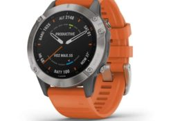 Garmin Fenix 6 Series Multisport Watch
