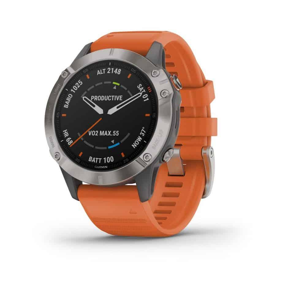 Garmin Fenix 6 Series Multisport Watch
