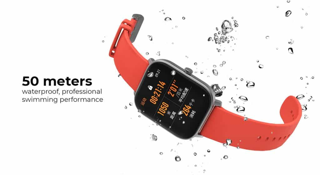 Huami Amazfit GTS smartwatch: Huami copies Apple watch in this new release of the new smartwatch 6