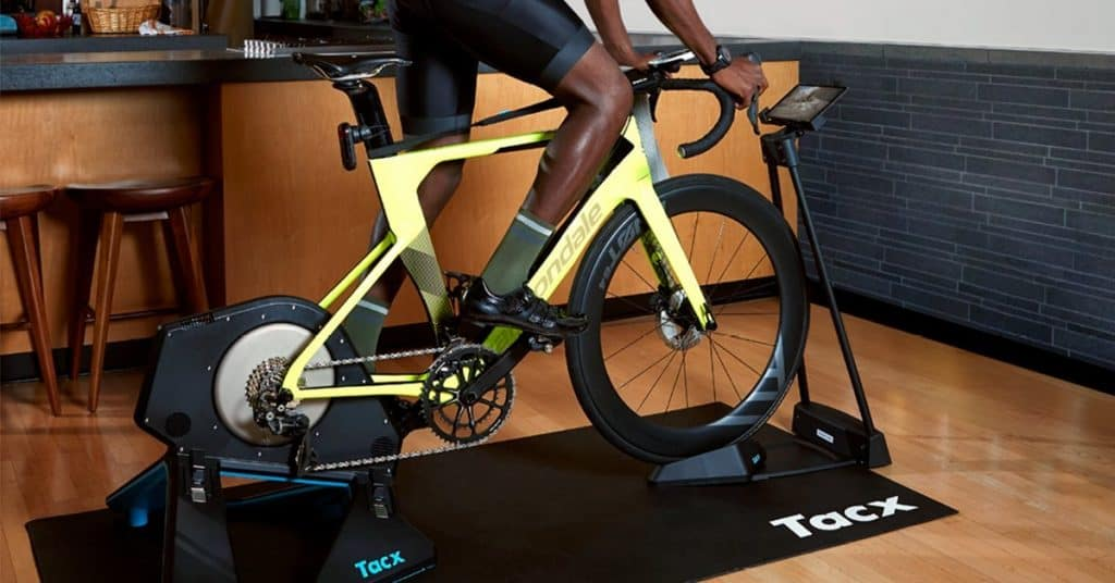 The New Tacx Training App with Streaming Tacx Films