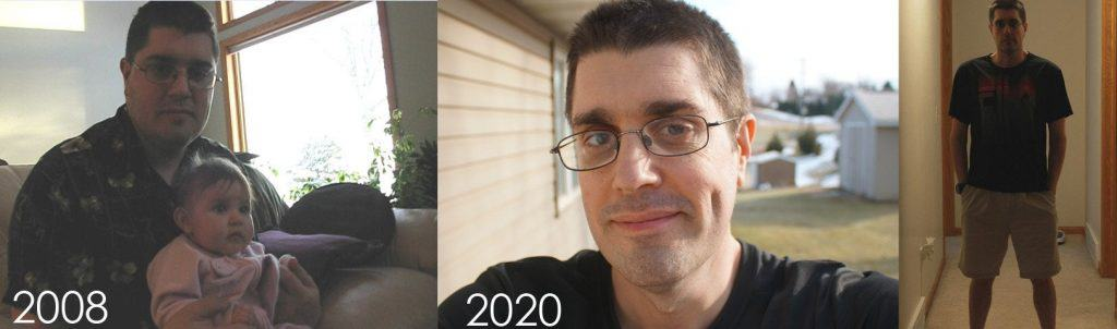 11 years ago this month, I started my Personal Weightloss Journey : loseit