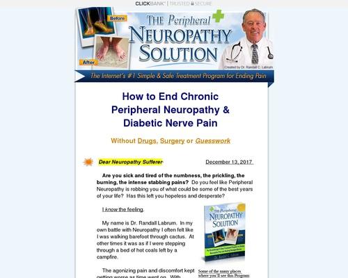 The Neuropathy Solution Program 1
