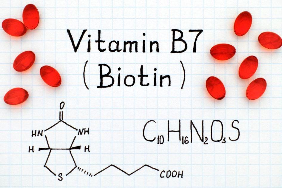 Biotin is an <a href=
