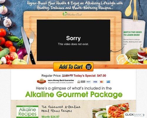 Alkaline Cook 1