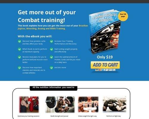 Combat Sports Nutrition 1