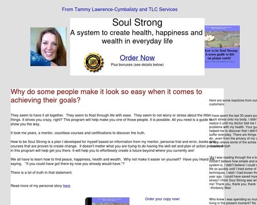 How to be Soul Strong 1