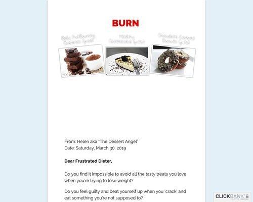 The Dessert Angel - Healthy Desserts Cookbook 1