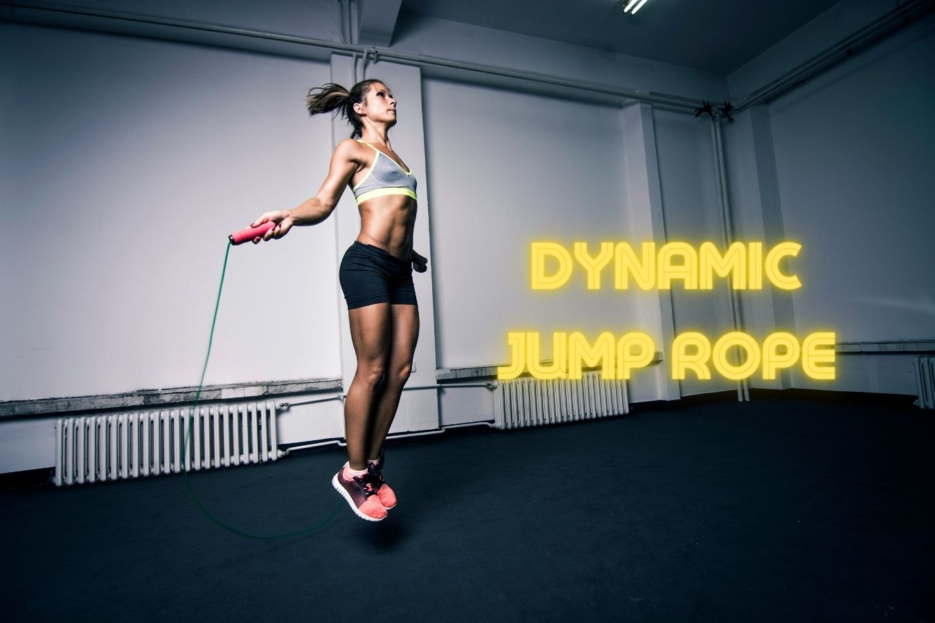 Dynamic Jump Rope HIIT Workout