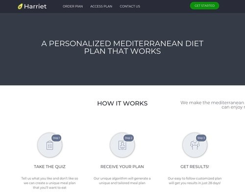 Harriet Nutrition | Create a healthy lifestyle 1