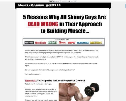 Muscle Gaining Secrets | 1