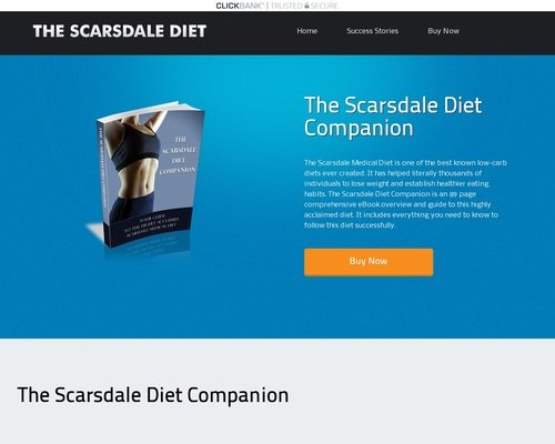 The Scarsdale Diet Companion - Scarsdale Diet - The Complete Scarsdale Medical Diet 1