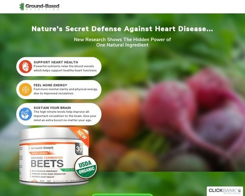 Beets - Ground-Based Nutrition 1