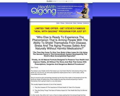 Heal With Qigong 1