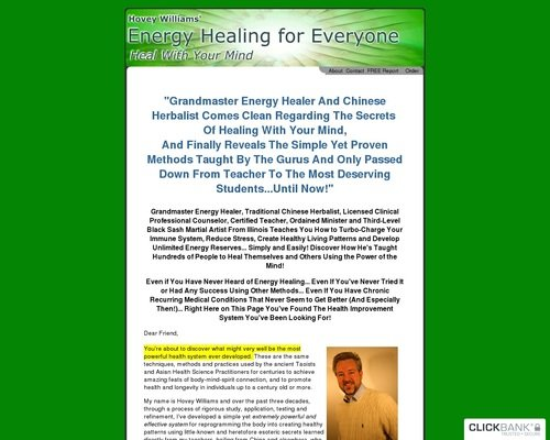 Heal With Your Mind | Energy Healing for Everyone 1
