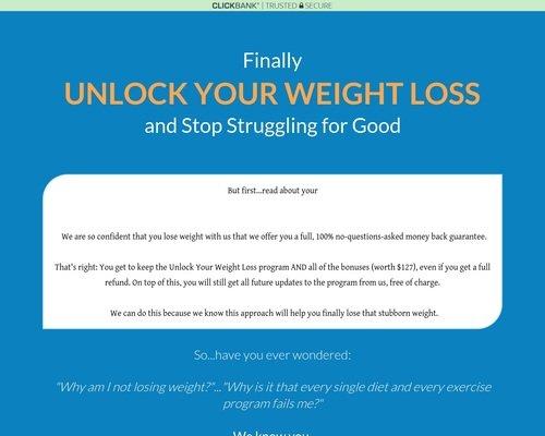 Kaizen Hour: Unlock Your Weight Loss - Kaizen Hour 1