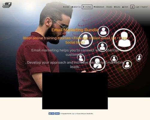 Email Marketing Bundle | 24x7 E-University | Free Online Courses & Online Learning 1