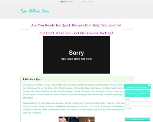 12 Week Bikini Guidebook By Kyra Williams Fitness 1
