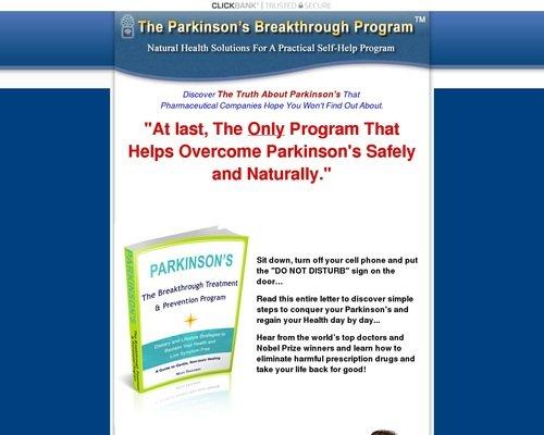 The Parkinson's-Reversing Breakthrough 1
